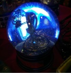 Always Steampunk Snow Globe