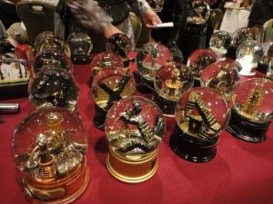 Steampunk Snow Globes