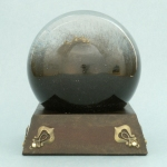 Heart of Darkness snow globe