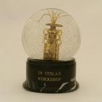 Tesla Snow Globe, Camryn Forrest Designs 2012