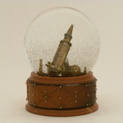 Launch Party snow globe, Camryn Forrest Designs 2013