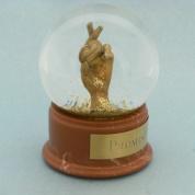 Promise - custom snow globe, Camryn Forrest Designs 2013