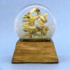 Citrus Sky custom snow globe, Camryn Forrest Designs, 2013