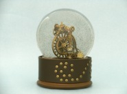 Steampunk My Ride penny farthing snow globe by Camryn Forrest Designs 2013