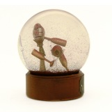 Very_Good_Year snow globe, Camryn Forrest Designs, 2013