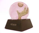Reach custom snow globe, Camryn Forrest Designs, Denver, Colorado