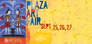 plaza art fair logo brt