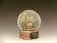 Kaleidescepe of Butterflies snow globe, Camryn Forrest Designs, Denver, Colorado