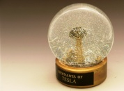 Remnants_of_Tesla snowglobe CamrynForrestDesigns_2014