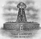 Tesla Tower at Wardenclyffe