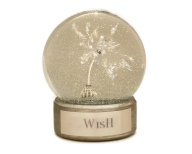 WISH snow globe, Camryn Forrest Designs 2015
