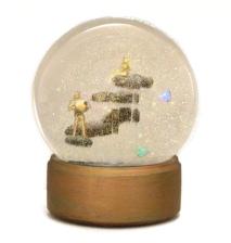 Long Winding Road custom snow globe, Camryn Forrest Designs 2015
