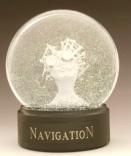 Navigation, Miniature head sculpture, Camryn Forrest Designs, Denver Colorado