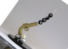 BANG sculpture insert, Camryn Forrest Designs, Denver, CO
