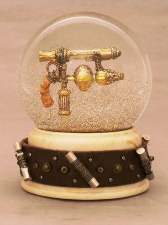 Duel Purpose Ray Gun, Camryn Forrest Designs, Denver, CO