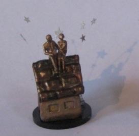 Wish Upon a Star snow globe, Camryn Forrest Designs, Denver, CO, USA