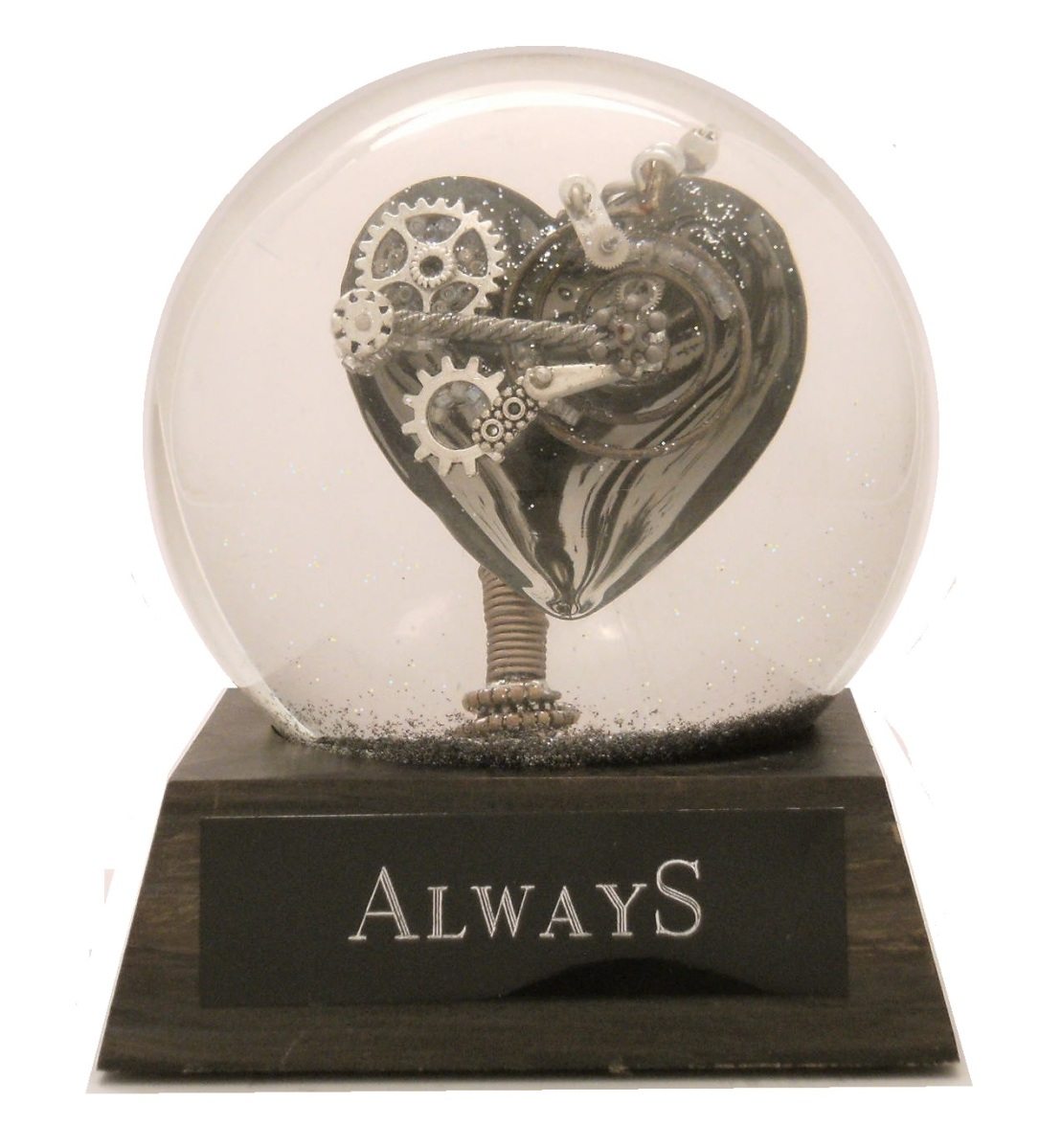 Always Snow Globe Camryn Forrest Designs Denver Colorado