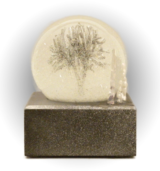 Camryn Forrest Designs snow globe: Winter Is Coming